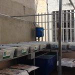 Khách Hàng ở Biên Hòa ưa chuộng màu trắng của khay rau Aquaponics