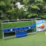 Hệ RXCS Aquaponics trường mầm non Nam Mỹ, Q.9