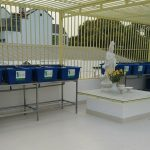 Hệ RXCS Aquaponics đôi 12 Khay rau 100L + 2 hồ cá 750