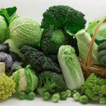 Ăn nhiều rau tốt cho xương
