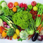 Vai trò của rau củ quả đối với sức khỏe