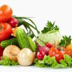 Để tinh thần vui tươi và thoải mái nên ăn nhiều rau quả