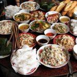 Bữa ăn dân thành thị nhiều thịt, ít cá, ít rau