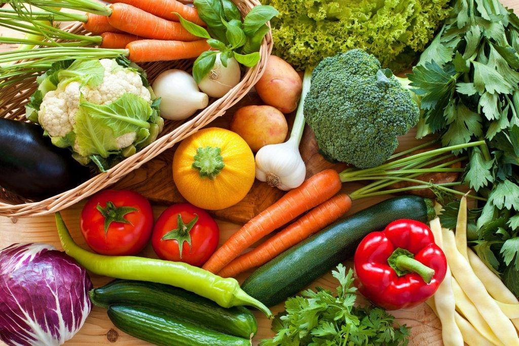 Cách trồng và chăm sóc các loại rau xanh nên trồng vào tháng 1-3