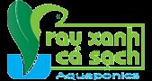 Aquaponics Hệ Thống Tự Trồng Rau Nuôi Cá Sạch Tại Nhà Logo